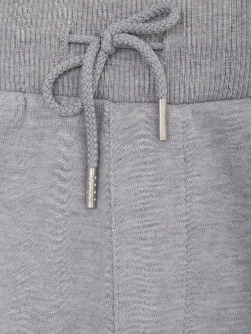 Шорты трикотажные на резинке Kenzo - Деталь1