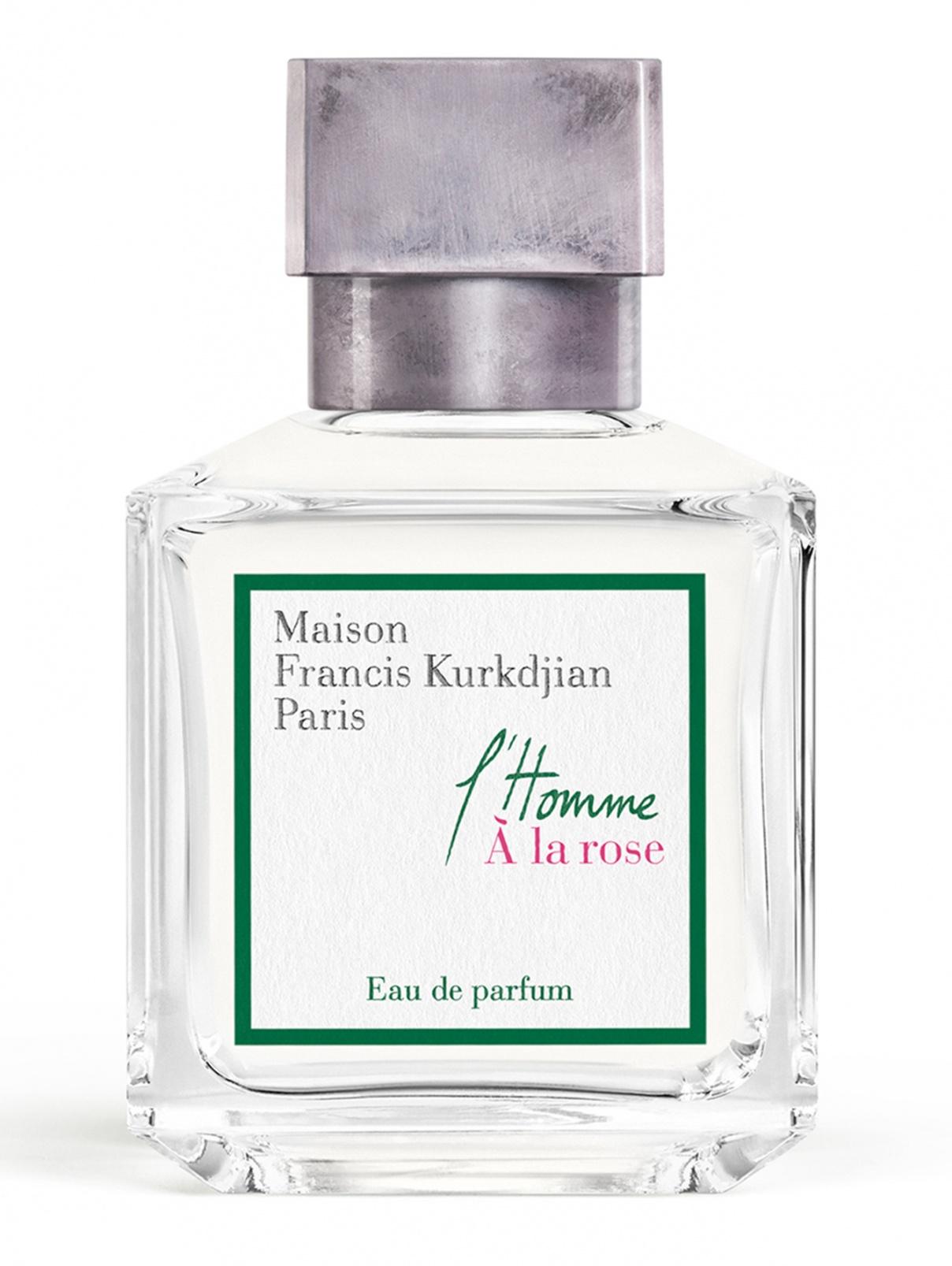 Парфюмерная вода L'Homme A La Rose 70 мл Maison Francis Kurkdjian  –  Общий вид