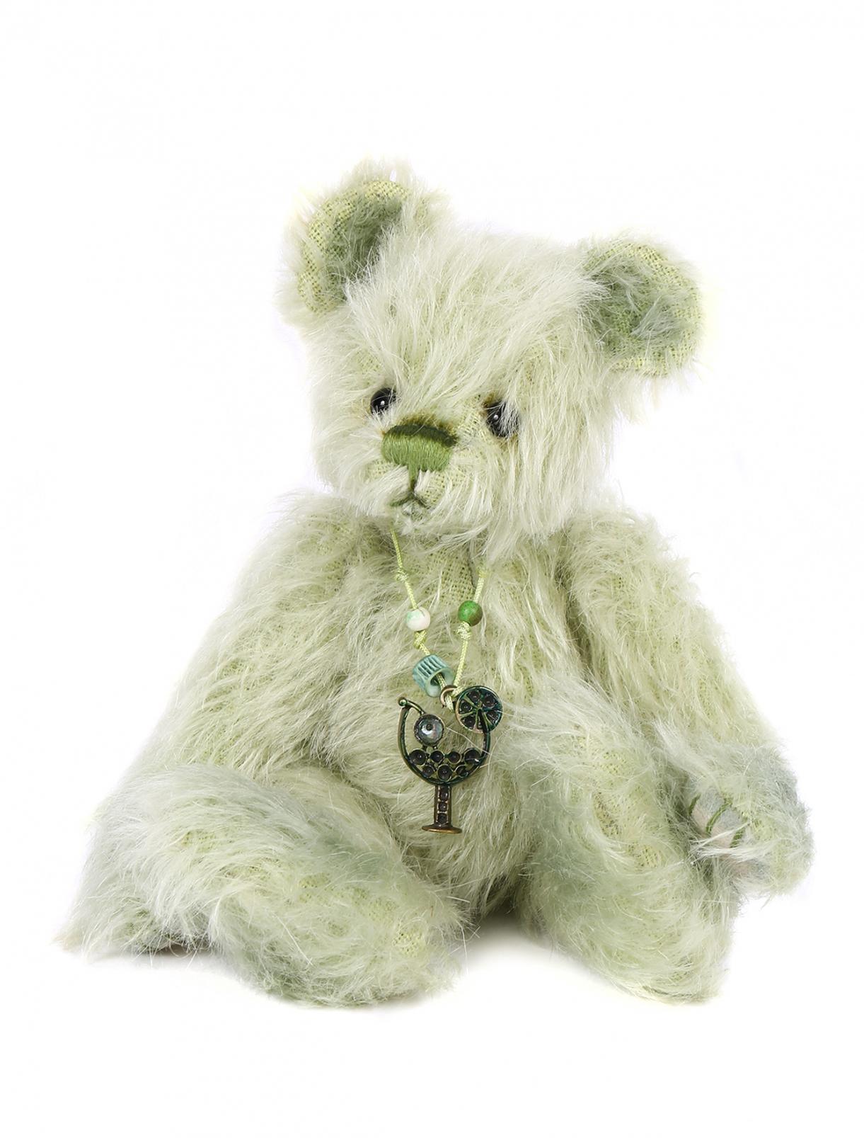 """Плюшевый мишка """"MARGARITA"""" Charlie Bears  –  Общий вид"""