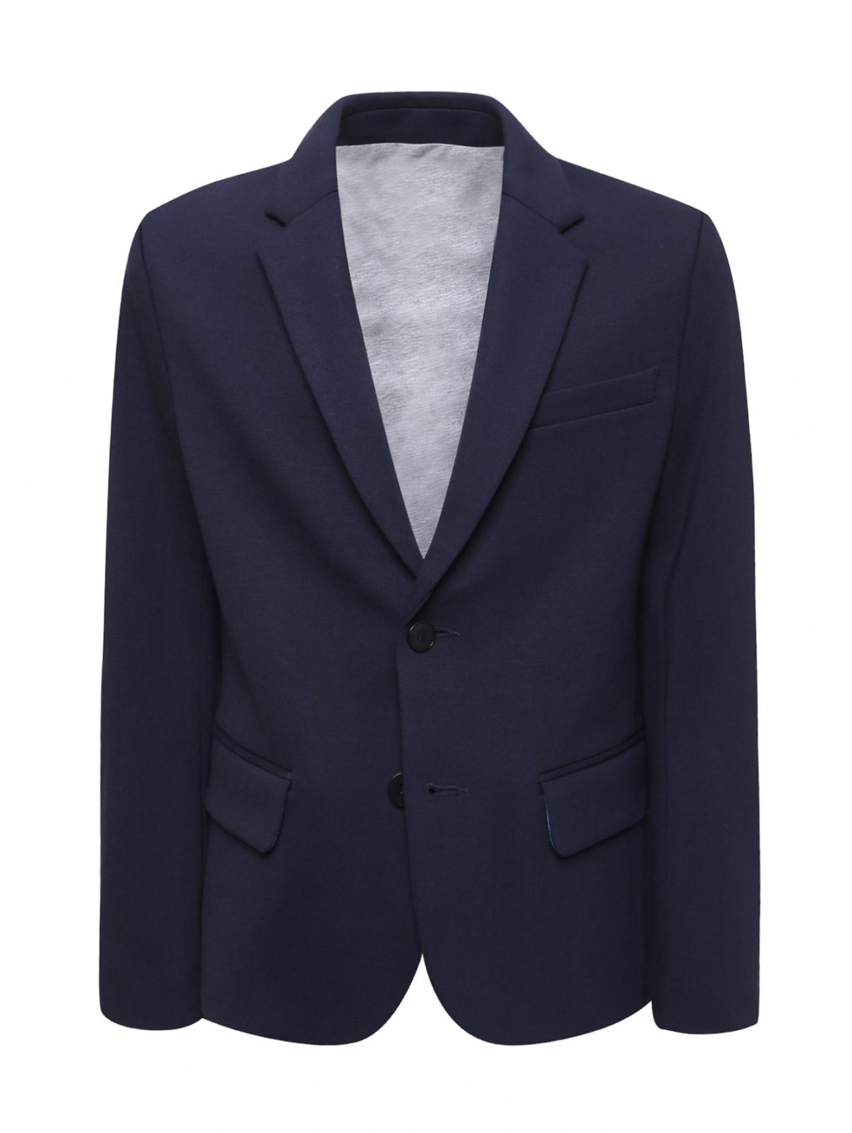 Пиджак трикотажный Paul Smith Junior  –  Общий вид