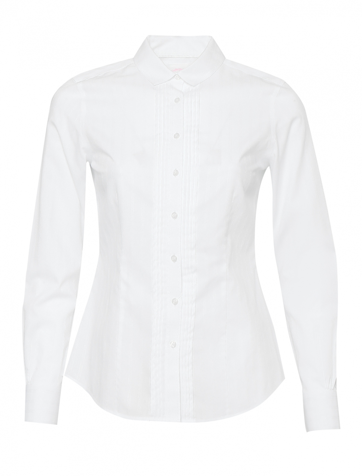 Рубашка хлопковая Brooks Brothers  –  Общий вид
