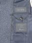 Пиджак однобортный из шелка и шерсти Pal Zileri  –  Деталь2