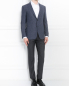 Пиджак однобортный из шелка и шерсти Pal Zileri  –  Модель Общий вид
