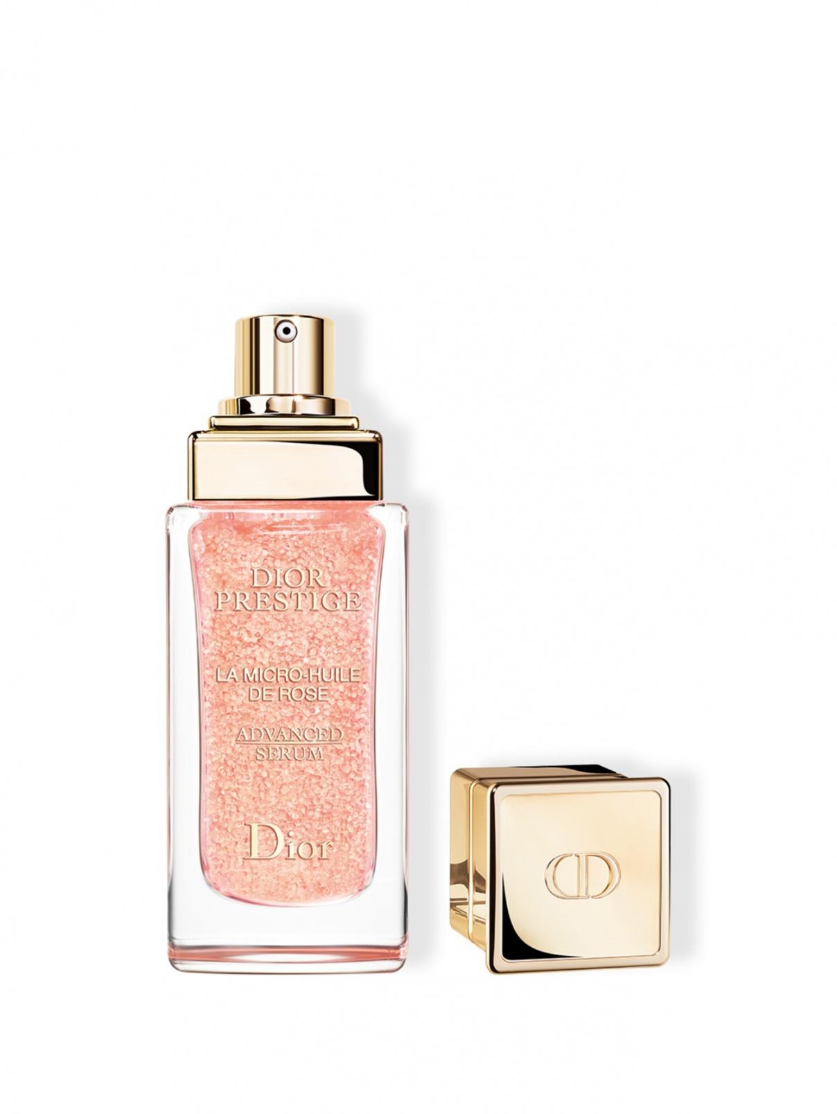 Dior Prestige La Micro Huile de Rose Advanced Serum Восстанавливающая микропитательная сыворотка для лица и шеи 30 мл Christian Dior  –  Общий вид