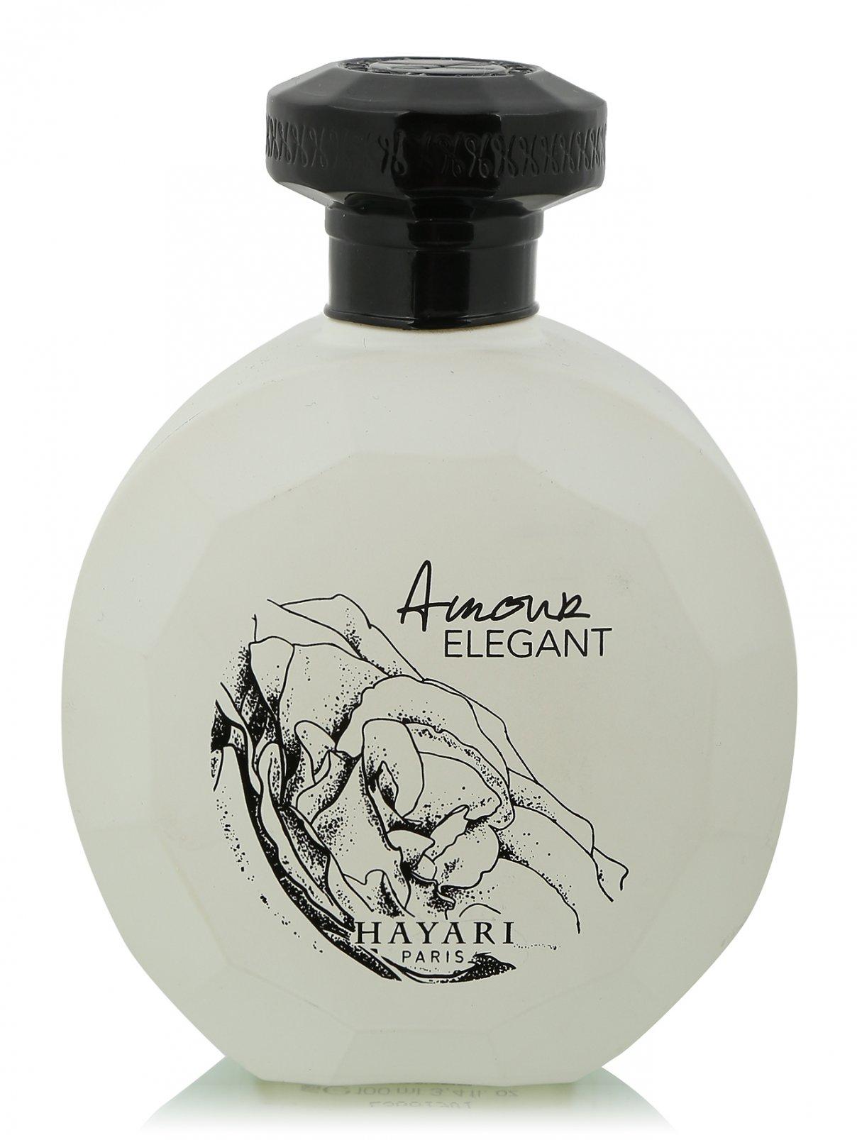 Парфюмерная Вода 100мл Amour Elegant Hayari Parfums  –  Общий вид