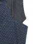 Пиджак однобортный из хлопка с узором Sand  –  Деталь1