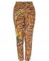 Свободные брюки из шелка с узором Barbara Bui  –  Общий вид