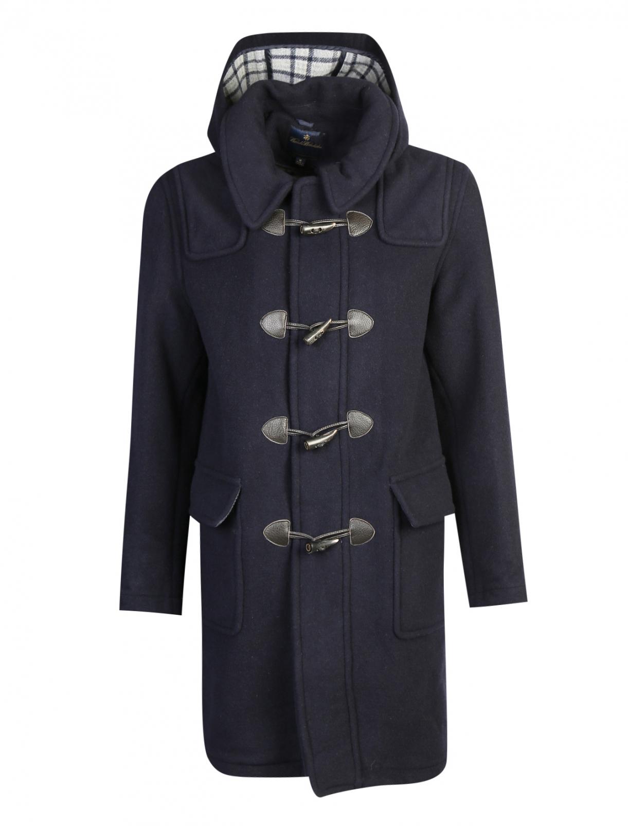 Пальто из шерсти Brooks Brothers  –  Общий вид