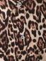 Блуза свободного кроя с узором Equipment  –  Деталь