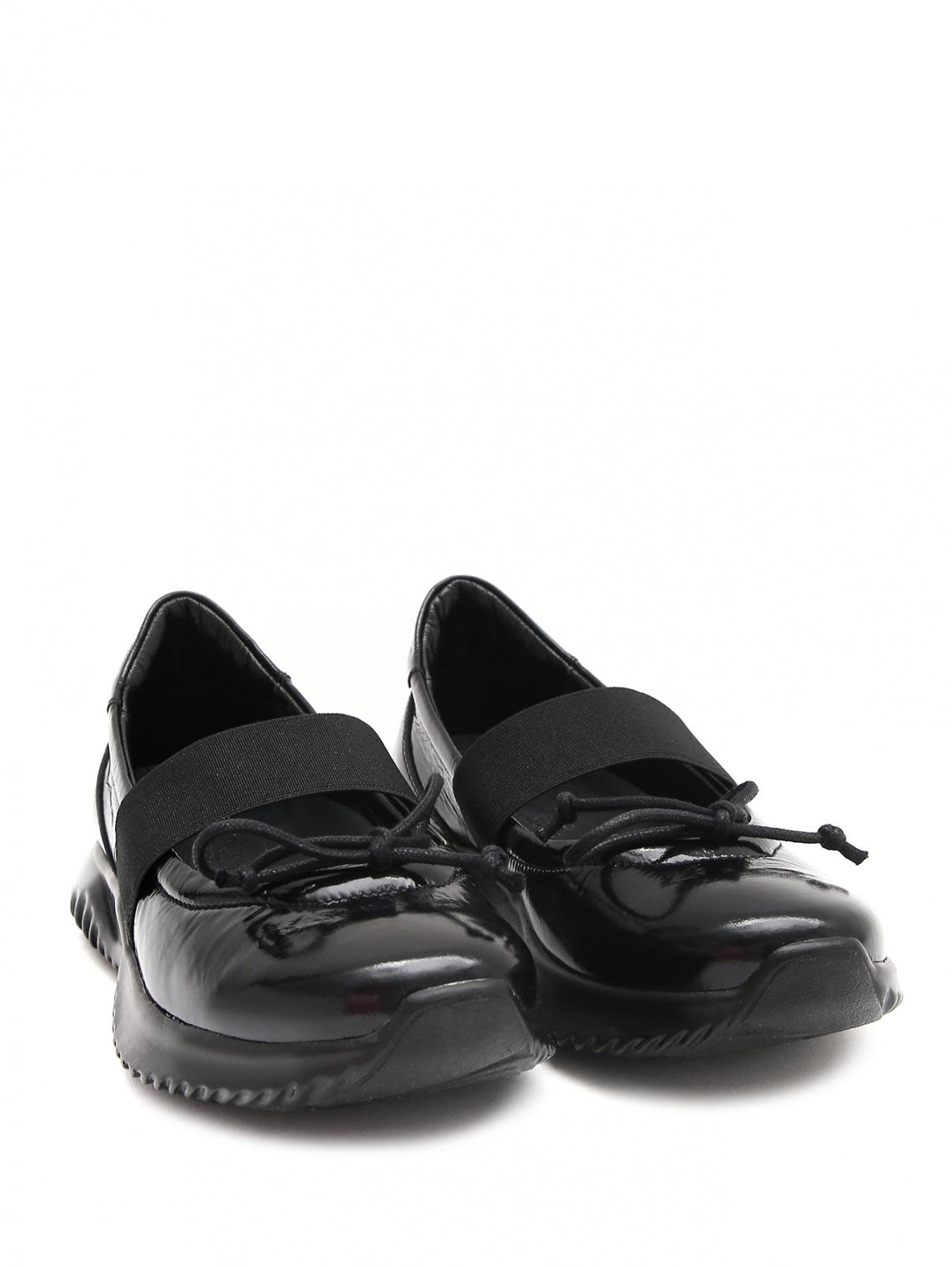 Туфли из лаковой кожи Andrea Montelpare  –  Общий вид