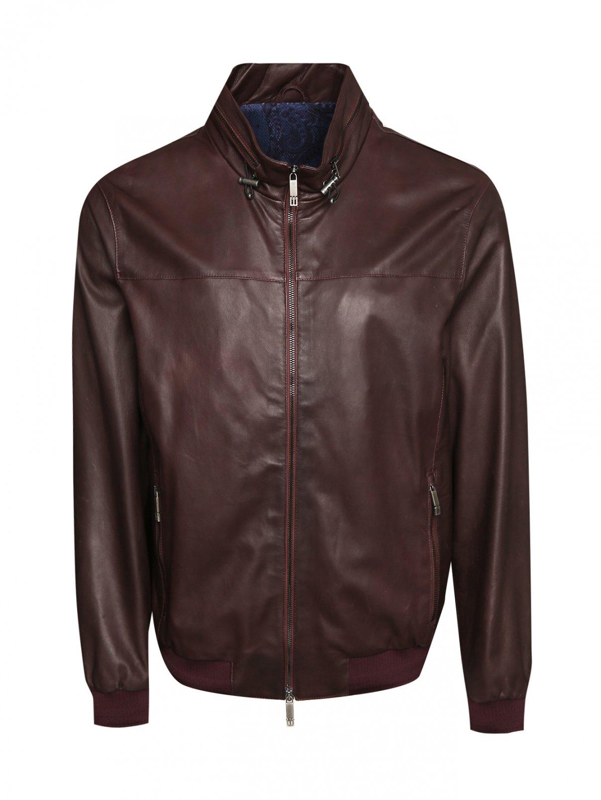 Куртка из кожи Etro  –  Общий вид