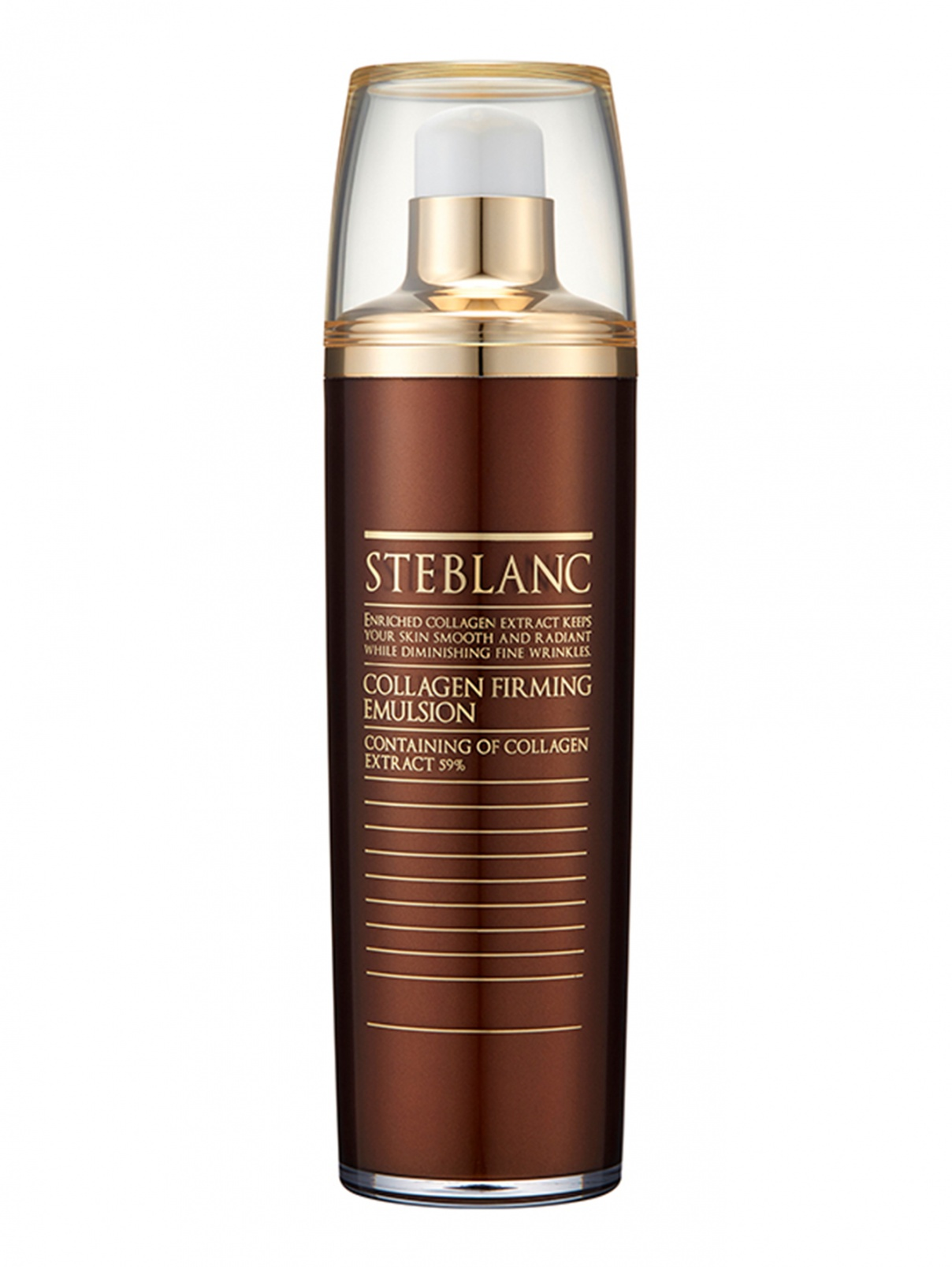 Collagen Firming Emulsion / Эмульсия лифтинг для лица с коллагеном 115 мл STEBLANK  –  Общий вид