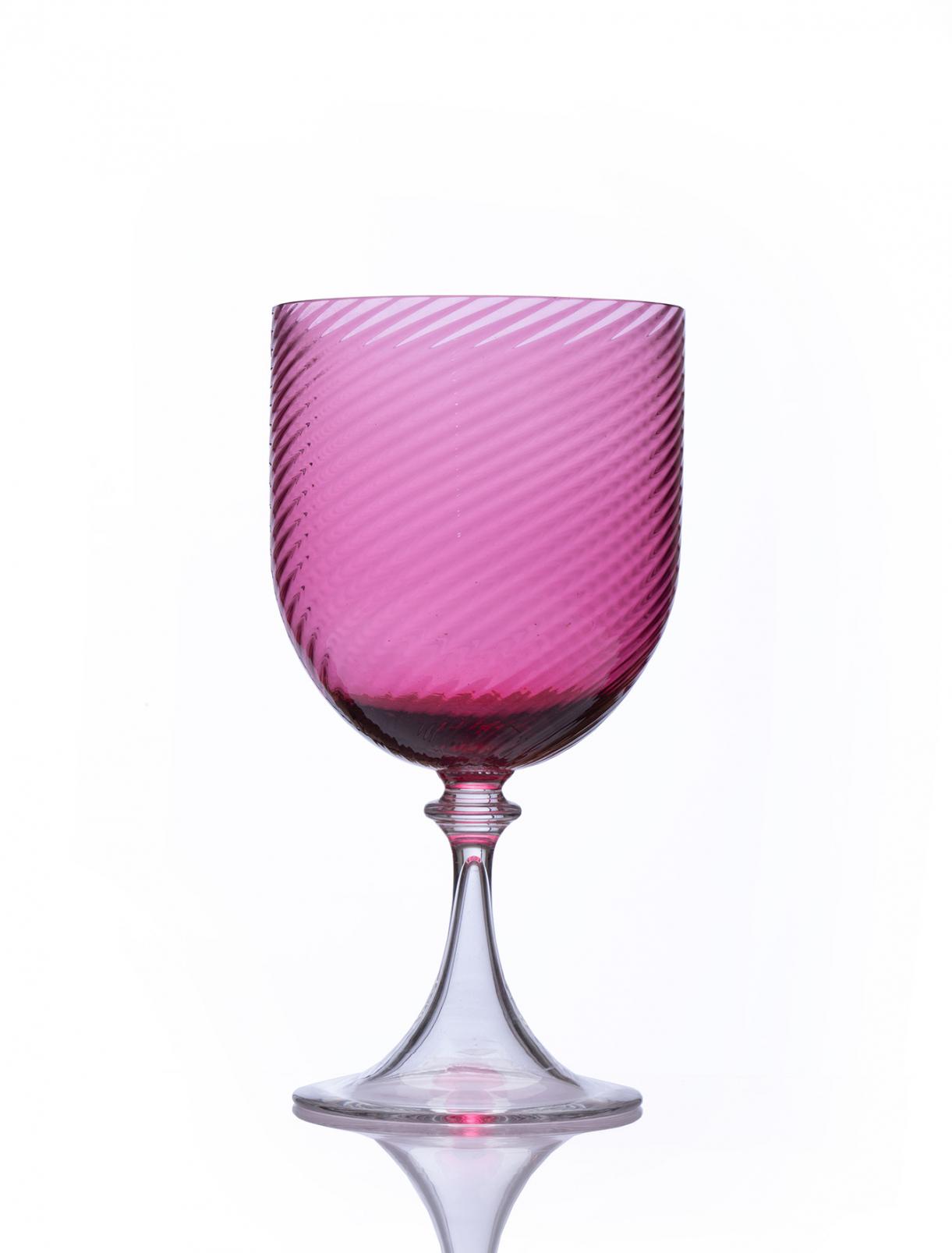 Бокал для воды, высота - 16,2 см, диаметр - 8 см NasonMoretti  –  Общий вид