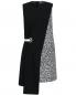 Платье-футляр с узором ICEBERG  –  Общий вид