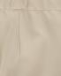 Прямые брюки на резинке с боковыми карманами Marina Rinaldi  –  Деталь1