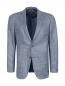 Пиджак однобортный из шелка и шерсти Pal Zileri  –  Общий вид