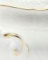 Сахарница из фарфора с декоративной фигуркой тыквы на крышке Richard Ginori 1735  –  Деталь1