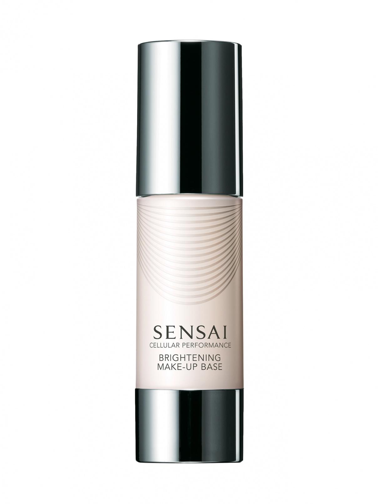 SENSAI CELLULAR PERFORMANCE Основа под макияж с эффектом сияния 30 мл Sensai  –  Общий вид