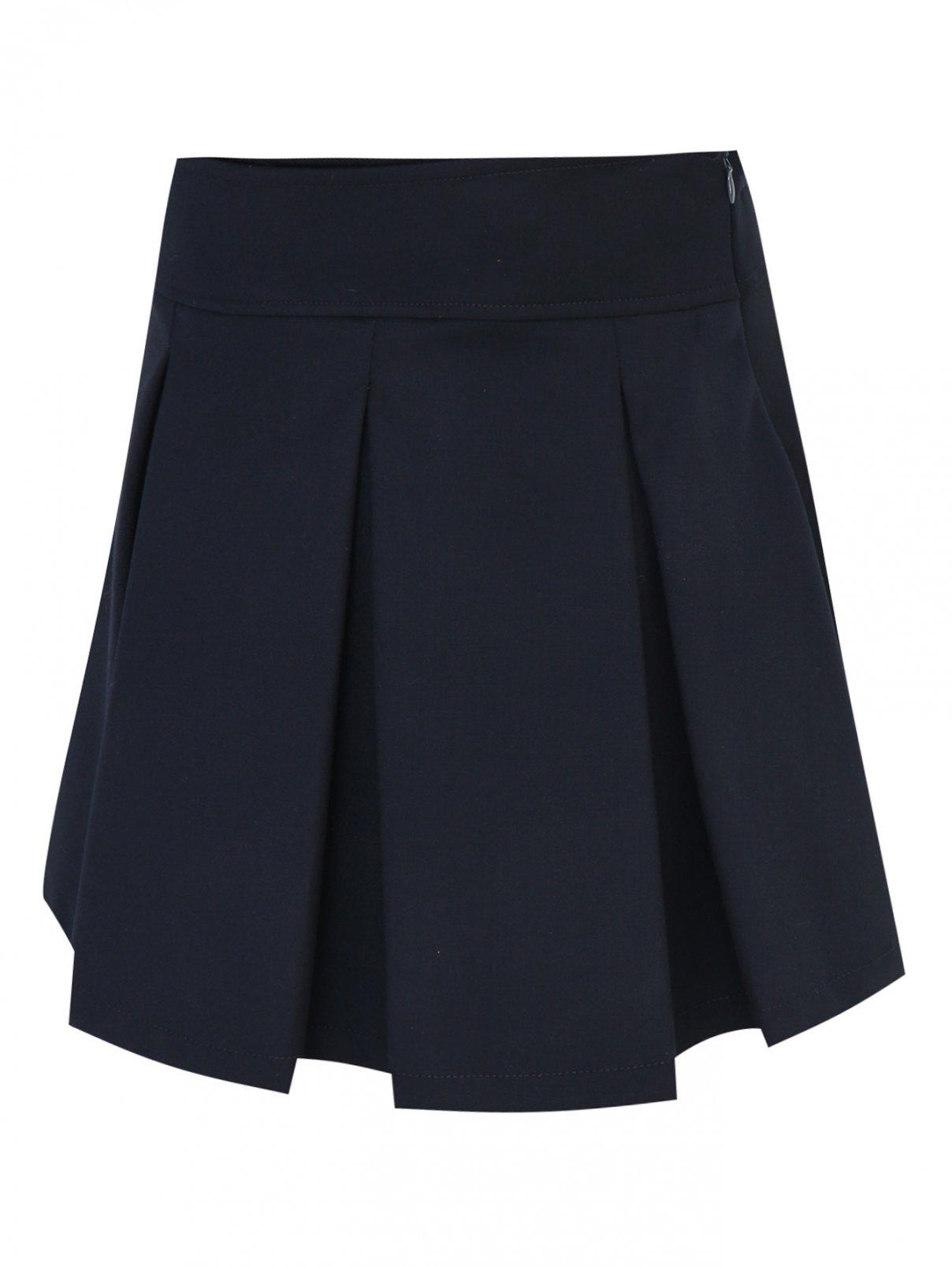Юбка-мини в складку Aletta Couture  –  Общий вид