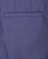 Укороченные брюки из смешанной шерсти Moschino Boutique  –  Деталь