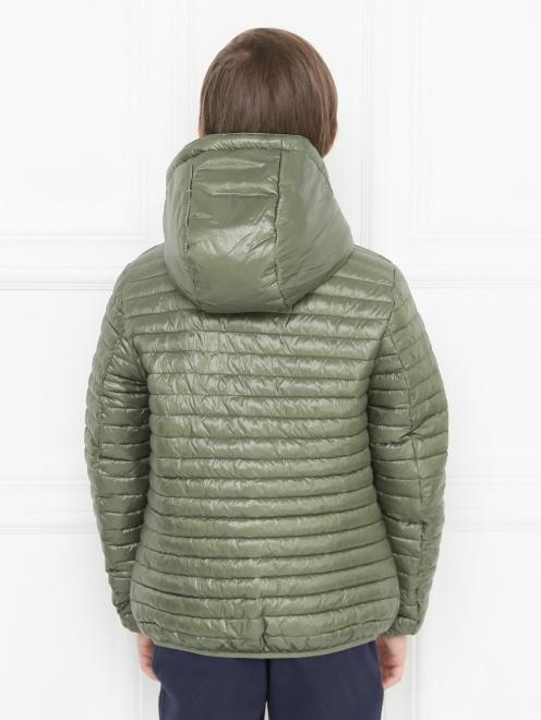 Куртка ветрозащитная с узором Freedomday - МодельВерхНиз1
