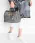 Сумка из кожи Moschino Couture  –  Модель Верх-Низ
