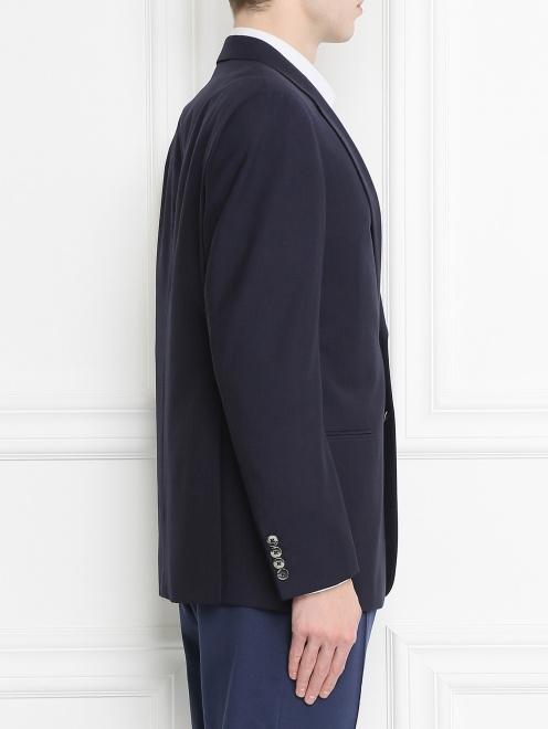 Пиджак из шерсти - Модель Верх-Низ2
