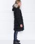 Пальто стеганое с капюшоном Il Gufo  –  МодельВерхНиз2