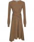 Трикотажное платье миди J.W. Anderson  –  Общий вид