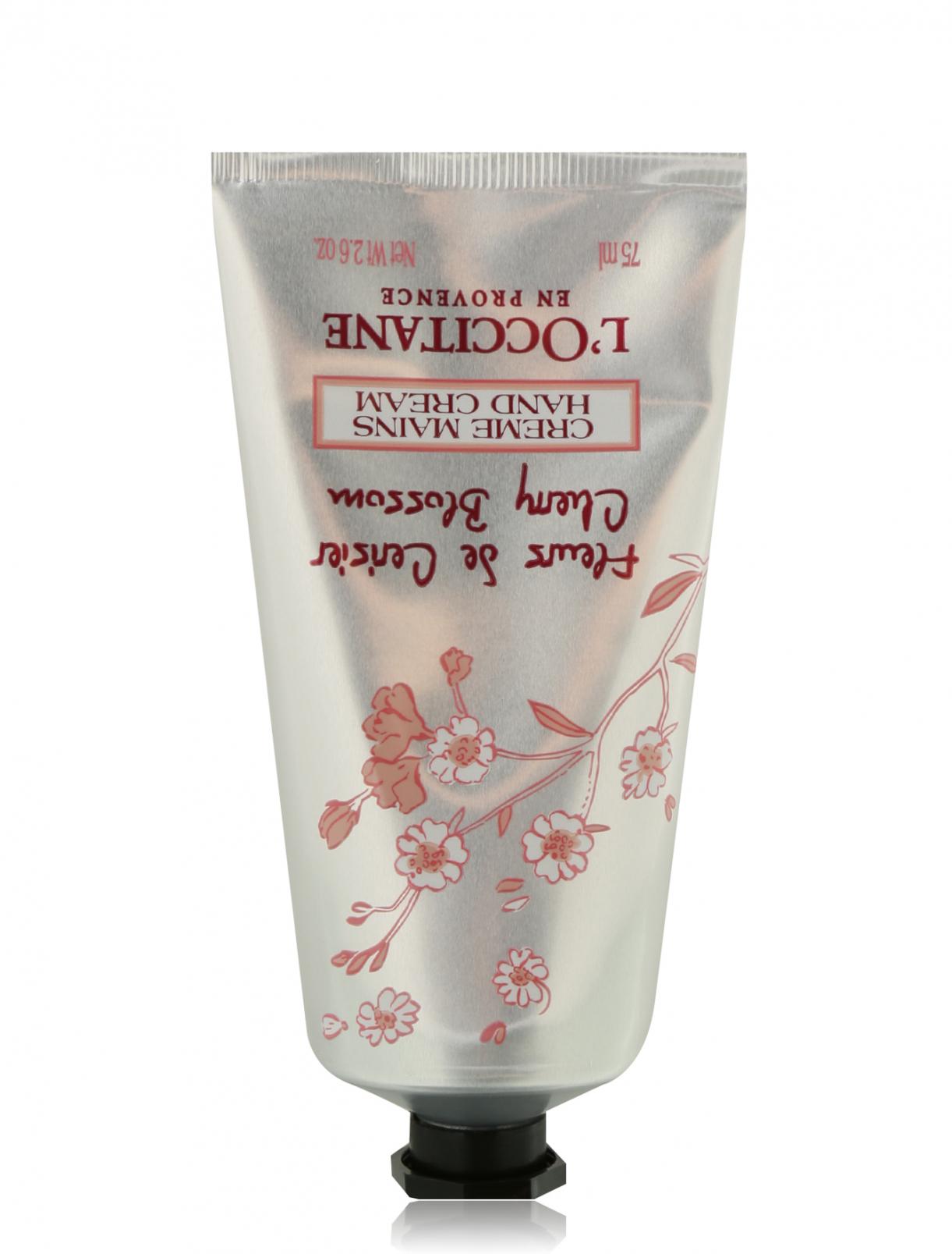 Крем для рук Вишнёвый цвет - Cherry Blossom, 75ml L'Occitane  –  Общий вид