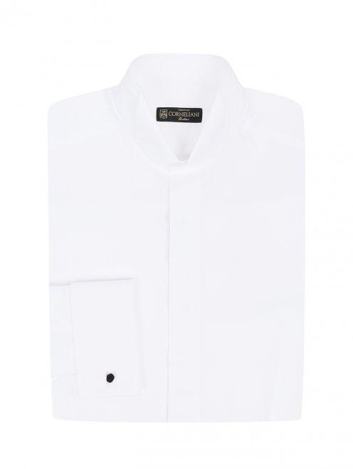 Рубашка из льна - Общий вид