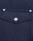 Короткий пуховик с карманами Dsquared2  –  Деталь1