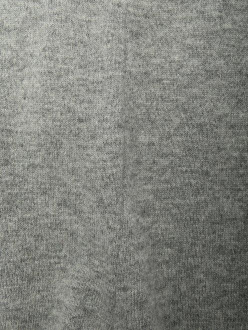 Брюки трикотажные из кашемира - Деталь1