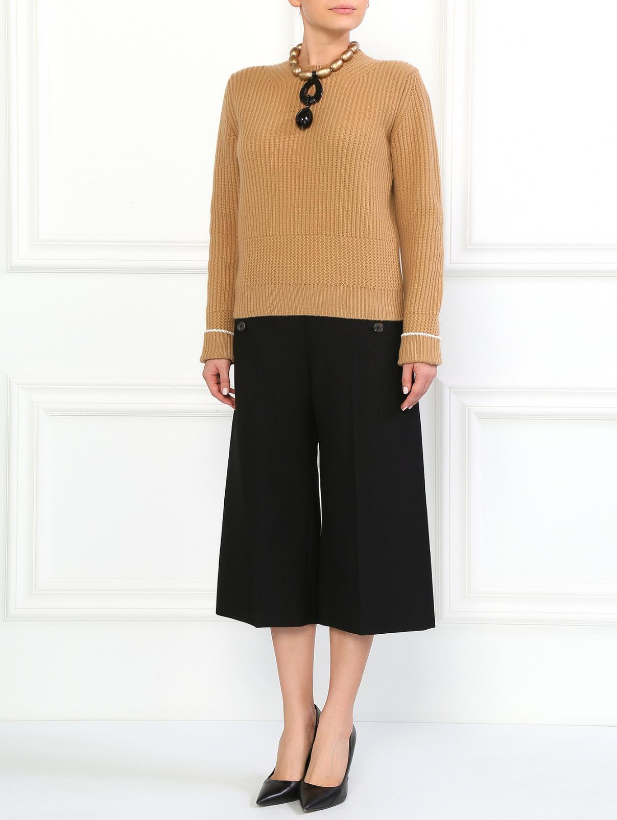Шерстяные брюки Paul Smith  –  Модель Общий вид