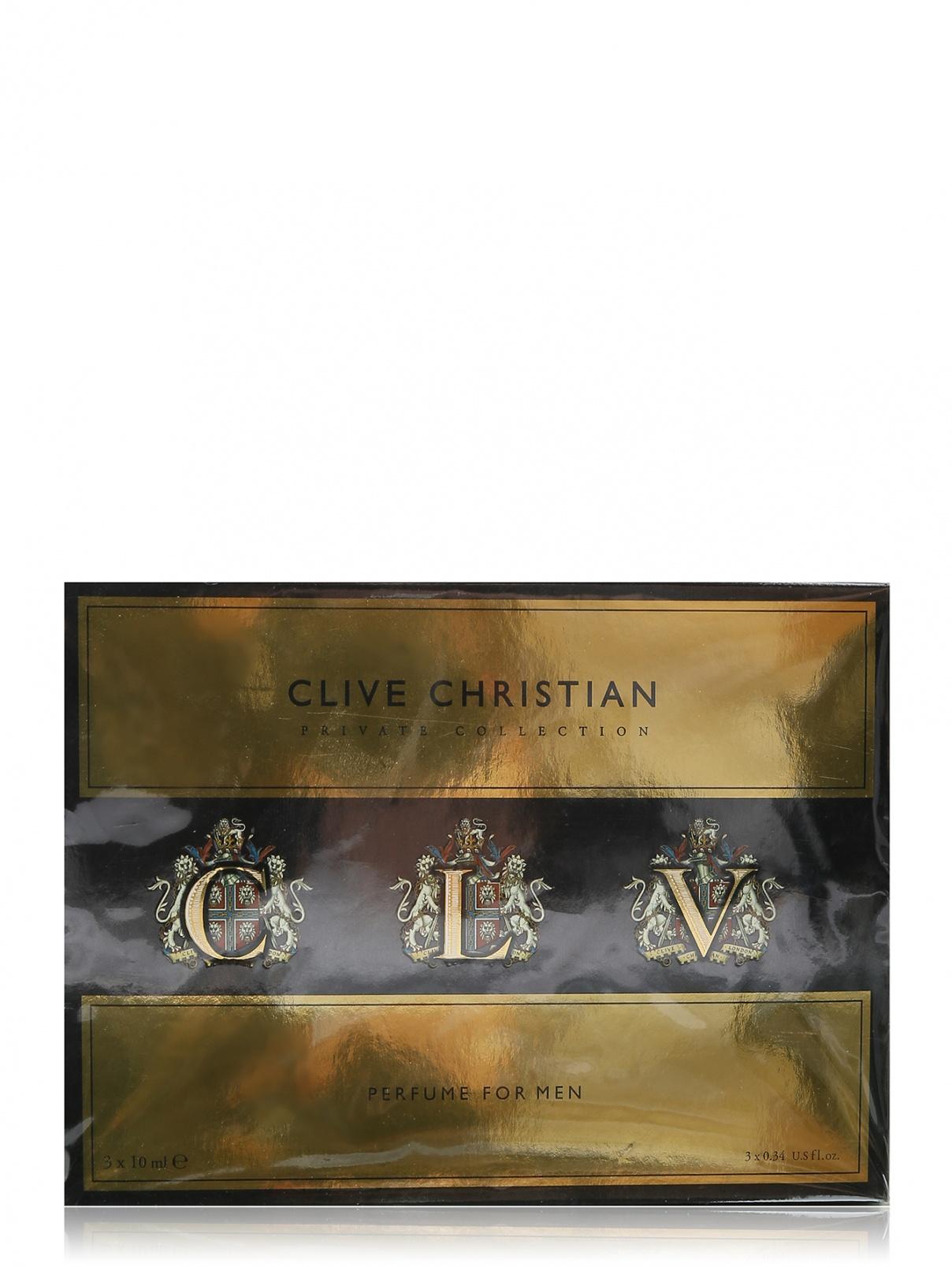 Парфюмерная вода 3x10 мл Private Collection Clive Christian  –  Общий вид