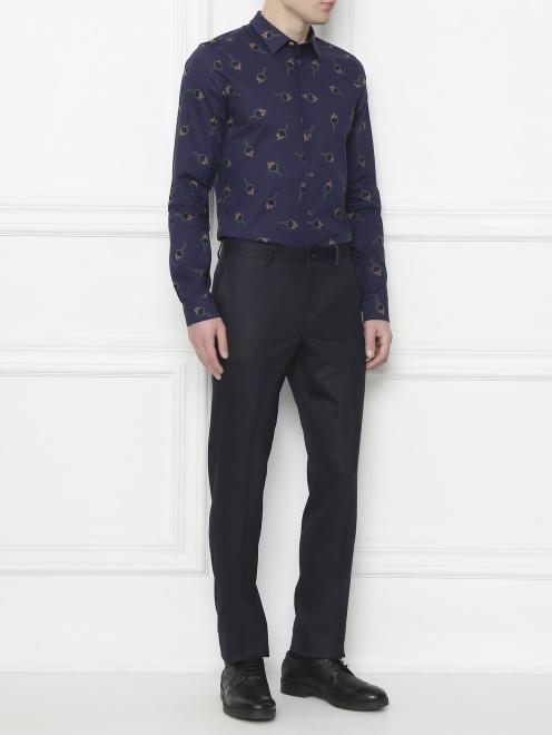 554b8caa0b427 Купить брендовые модные мужские рубашки и сорочки 2019 года в ...