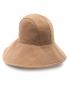 Шляпа из льна и шелка Alberta Ferretti  –  Общий вид