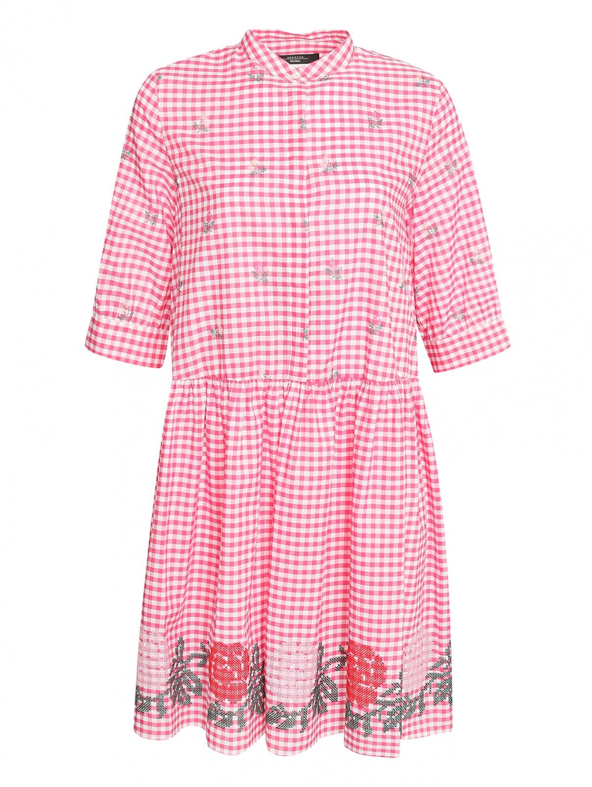 Платье свободного кроя Weekend Max Mara  –  Общий вид