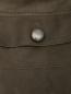 Куртка из кожи на пуговицах Etro  –  Деталь1