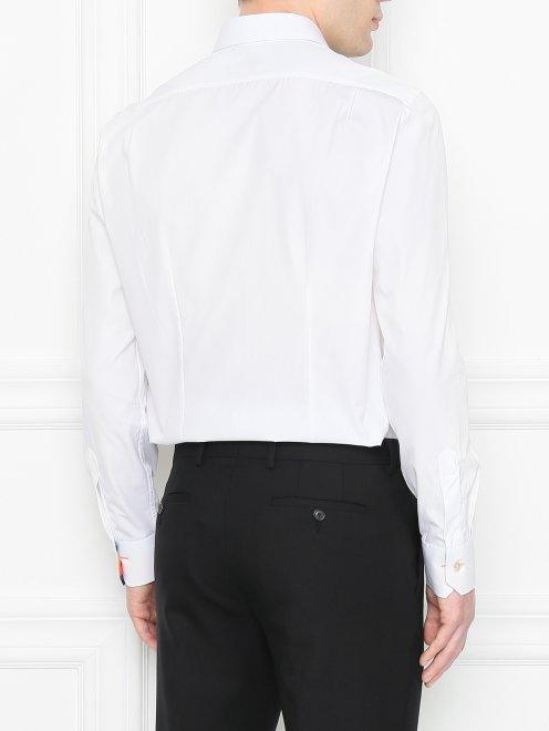 Рубашка из хлопка Paul Smith - МодельВерхНиз1