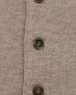 Трикотажный жилет из шерсти LARDINI  –  Деталь