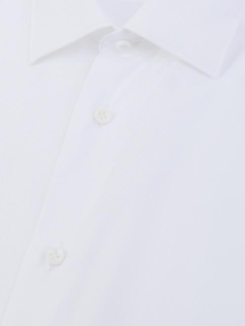 Рубашка из хлопка Carrel - Деталь