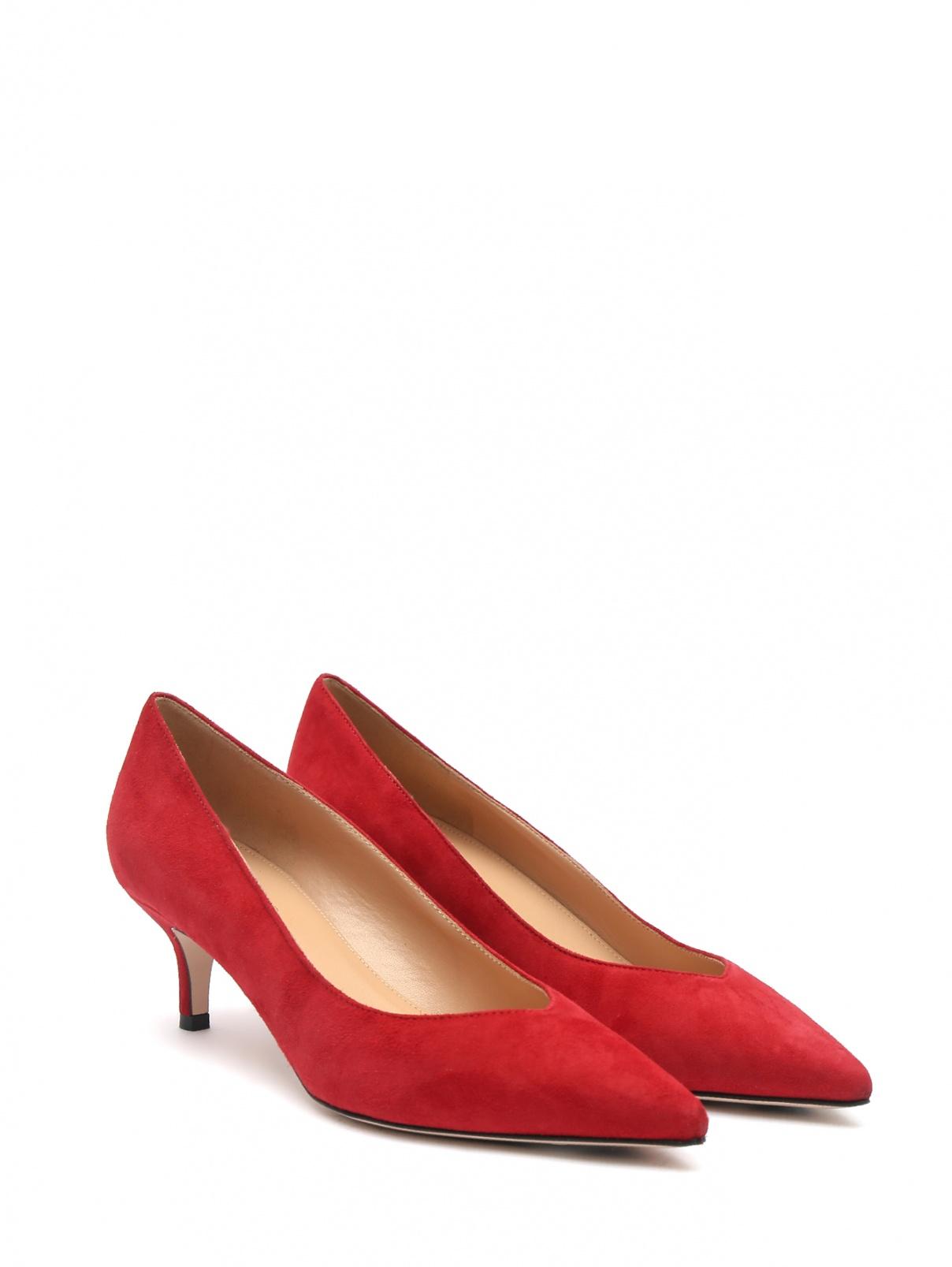 Туфли замшевые Brooks Brothers  –  Общий вид