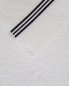 Салфетка для рук Triplo Bourdon 30х30 см состав: 100% хлопок Frette  –  529793  Деталь