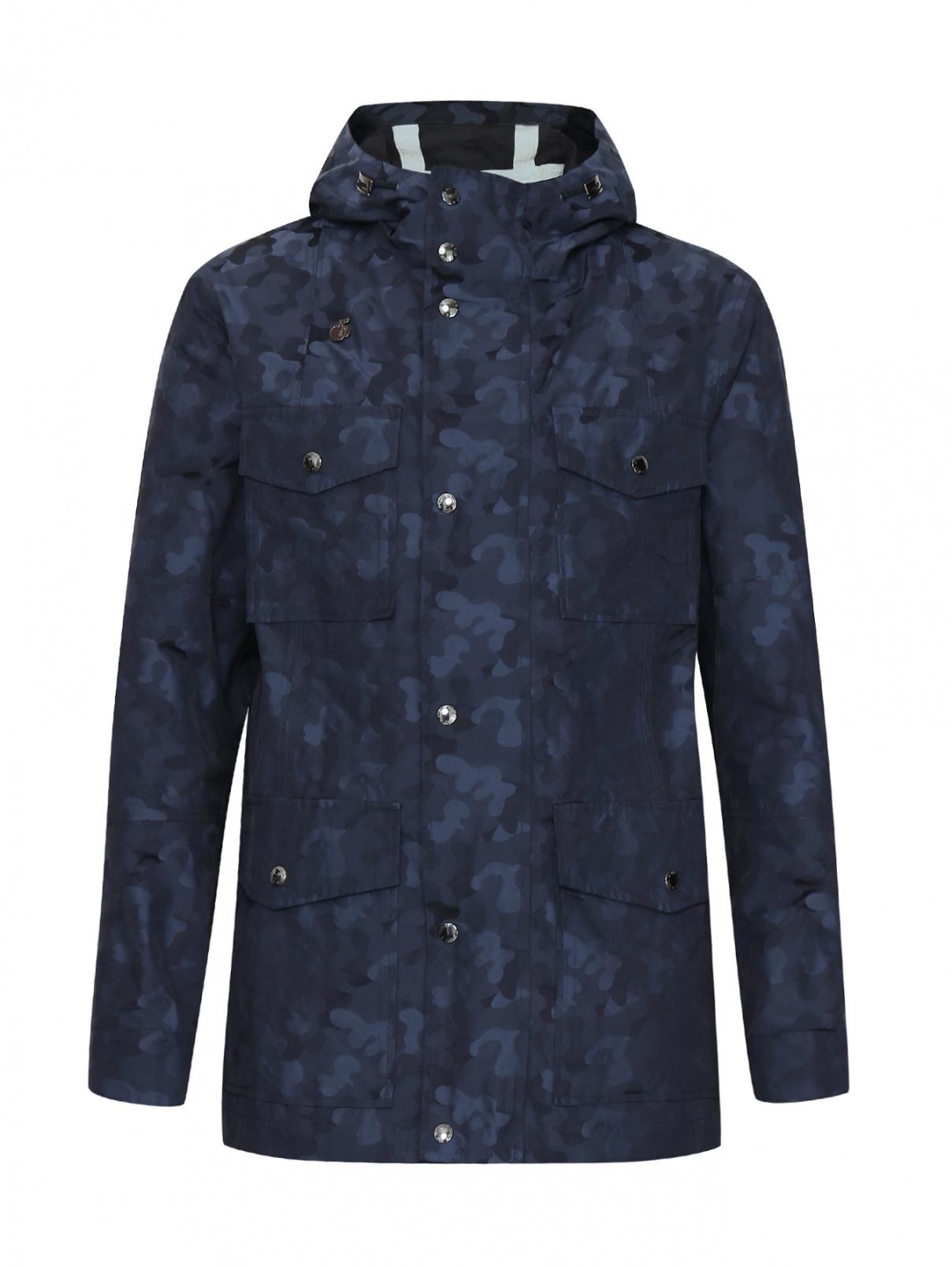 Куртка с узором Bosco Fresh  –  Общий вид