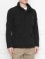 Куртка на молнии с накладными карманами Stone Island  –  МодельВерхНиз