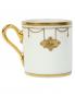 Кофейная чашка с узором Richard Ginori 1735  –  Обтравка2