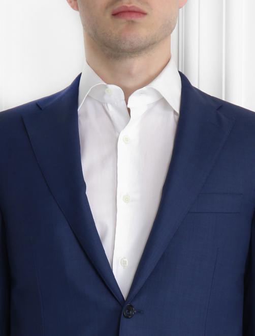 Костюм из шерсти - Модель Общий вид3