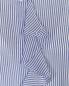 Блуза из вискозы в полоску Persona by Marina Rinaldi  –  Деталь