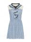 Платье из вискозы с узором пейсли Philosophy Di Lorenzo Serafini  –  Общий вид
